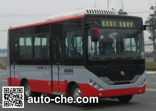 东风牌EQ6609LT客车