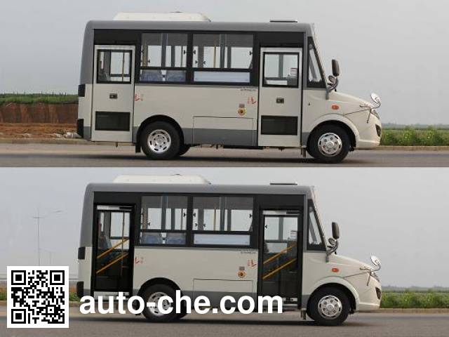 Dongfeng EQ6620CLBEV1 electric city bus