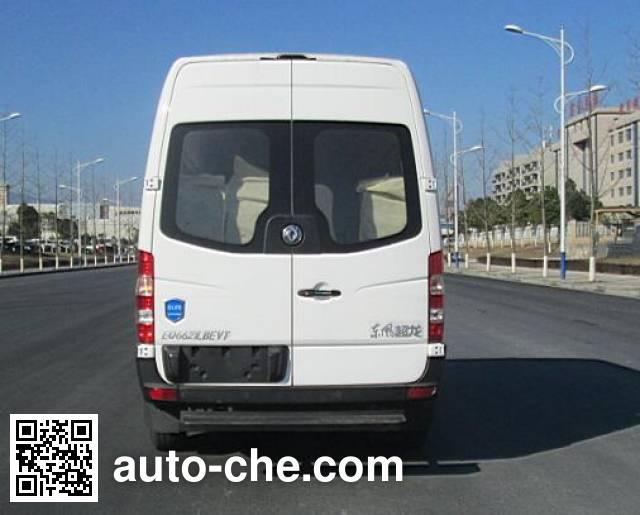 东风牌EQ6621LBEVT纯电动客车