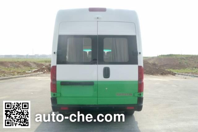 东风牌EQ6640CLBEV1纯电动客车