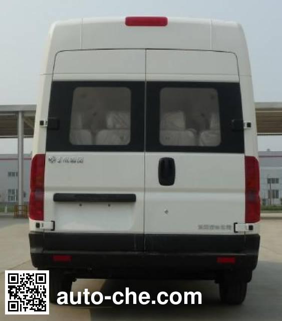 东风牌EQ6640CLBEV3纯电动客车