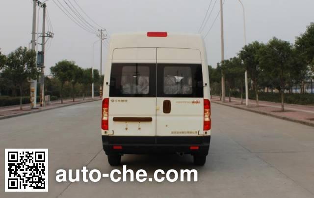 Dongfeng EQ6641WABDE bus