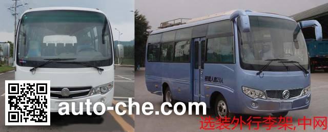 东风牌EQ6661PCN50客车