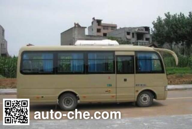 东风牌EQ6662L5N客车
