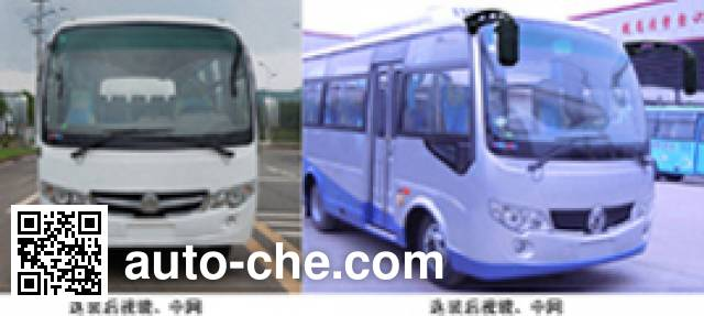 Dongfeng EQ6662PC city bus