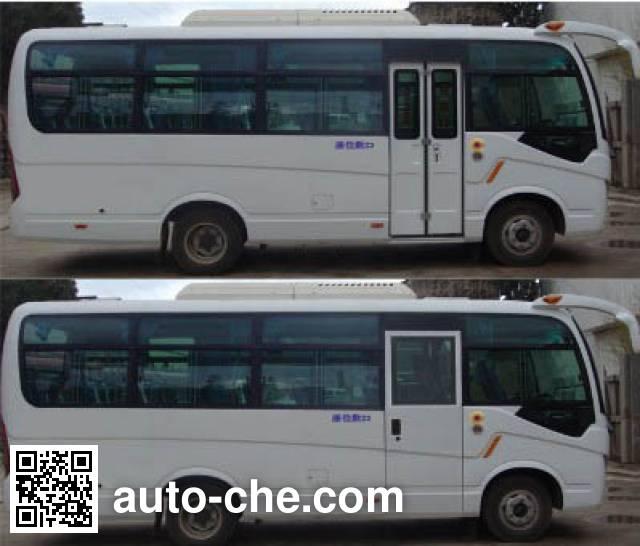 东风牌EQ6668G1城市客车
