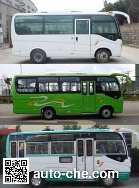 东风牌EQ6668G5城市客车