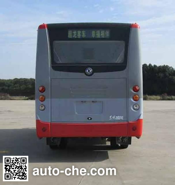东风牌EQ6670CBEVT纯电动城市客车