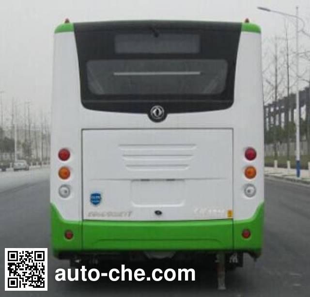 东风牌EQ6670CBEVT2纯电动城市客车