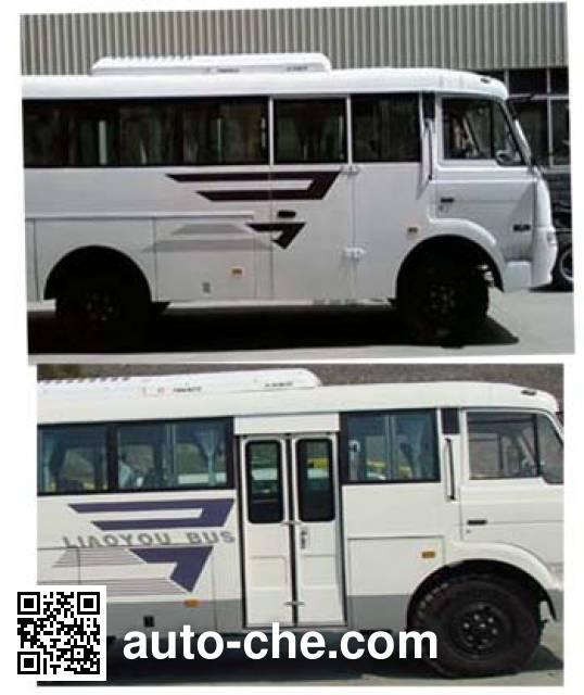 Dongfeng EQ6680ZT1 bus