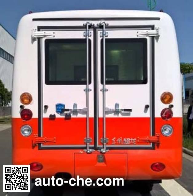 东风牌EQ6672CTN客车