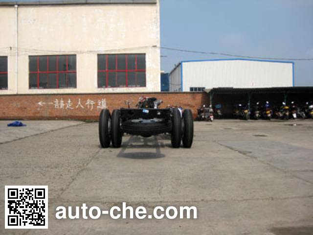 Dongfeng EQ6650KZ5T1 bus chassis