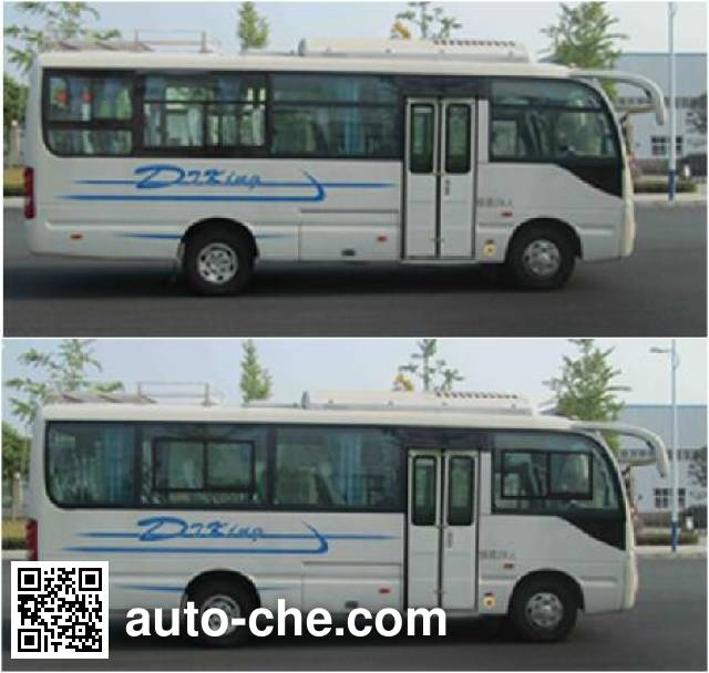 Dongfeng EQ6700LTV bus
