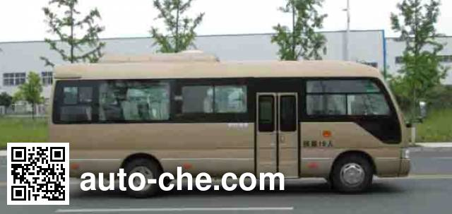 Dongfeng EQ6701LBEVT electric bus