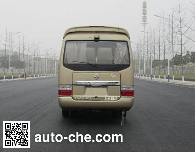 东风牌EQ6701LBEVT1纯电动客车