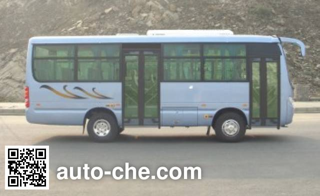 Dongfeng EQ6710CT city bus