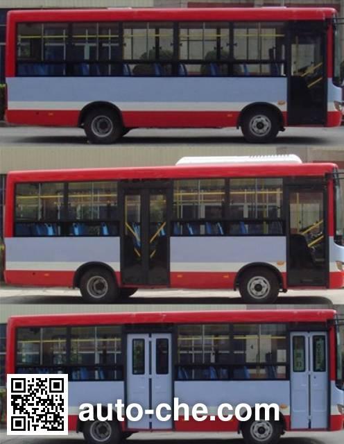 Dongfeng EQ6720PN5G city bus