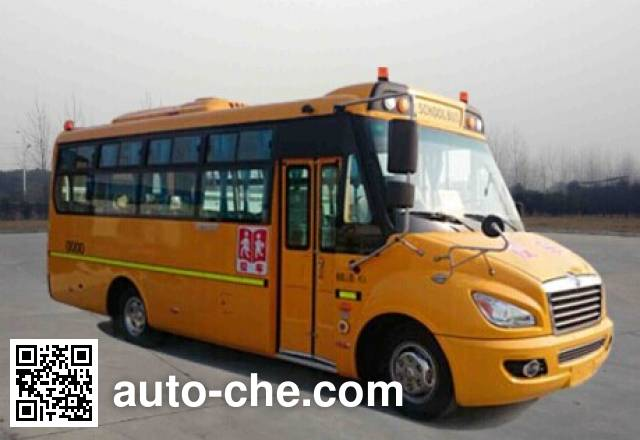 Dongfeng EQ6720ST primary school bus