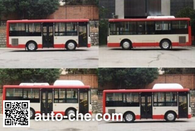 东风牌EQ6760PN5G城市客车
