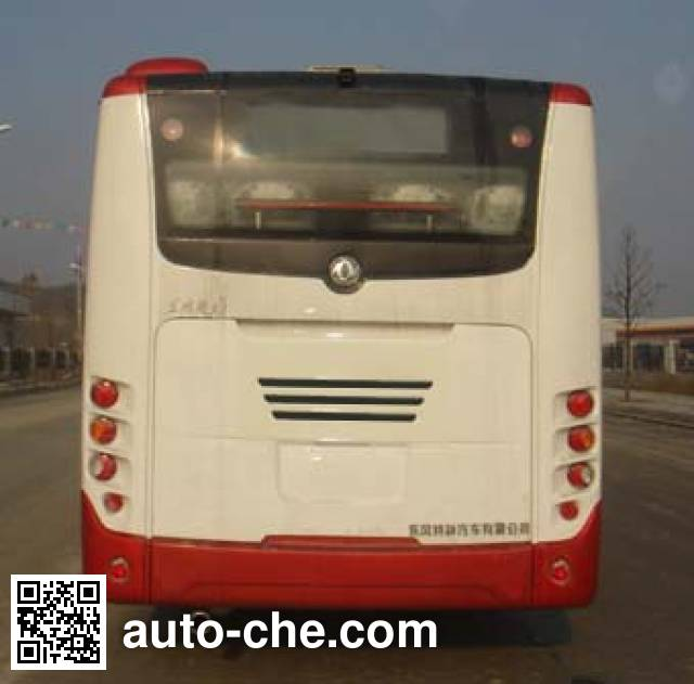 Dongfeng EQ6780CHTV city bus