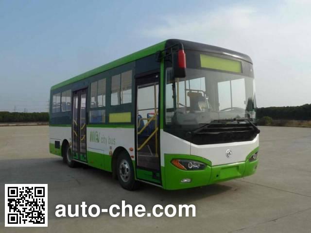 东风牌EQ6810CLBEV纯电动城市客车