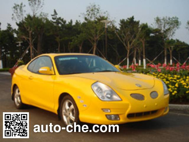 Dongfeng EQ7240BP car