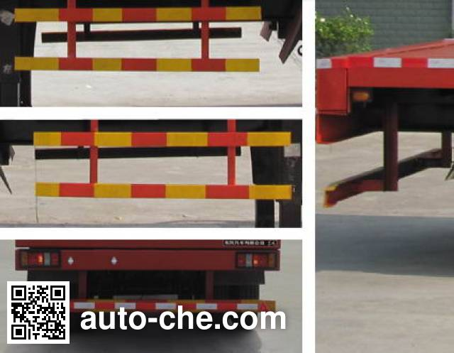 Dongfeng EQ9120P flatbed trailer