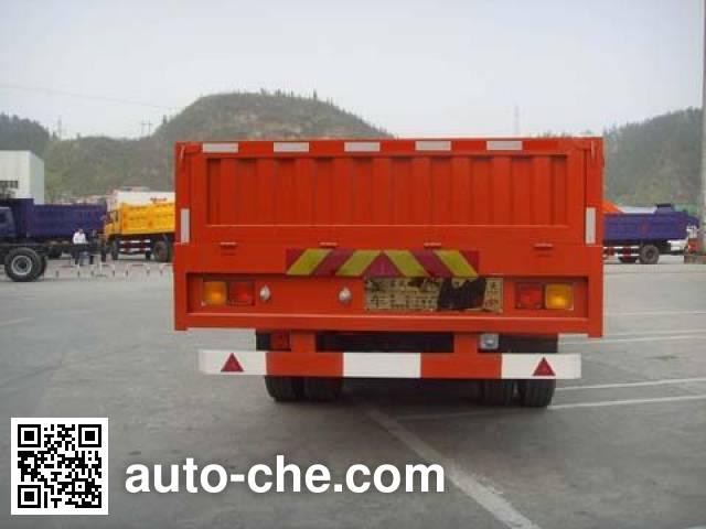Dongfeng EQ9310B dropside trailer