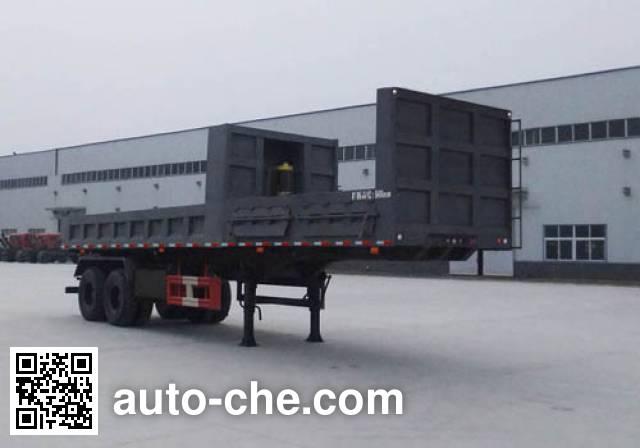 Dongfeng EQ9350ZZXT dump trailer