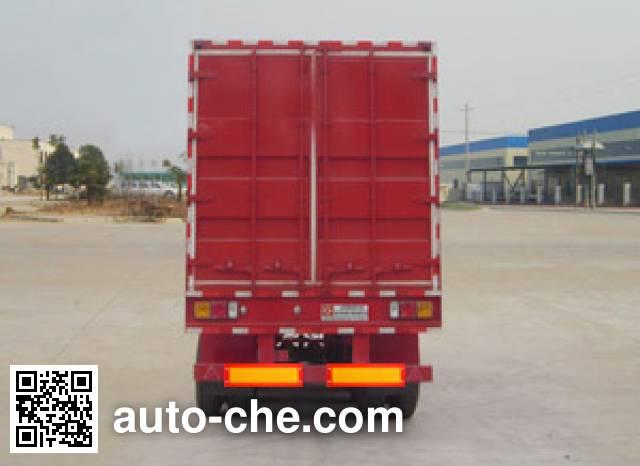 Dongfeng EQ9382XXYT box body van trailer