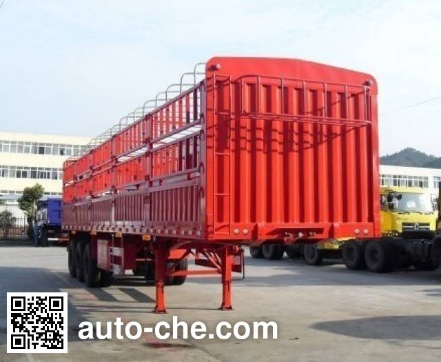 Dongfeng EQ9400CCY stake trailer