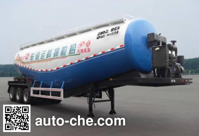 Dongfeng EQ9400GFLT bulk powder trailer