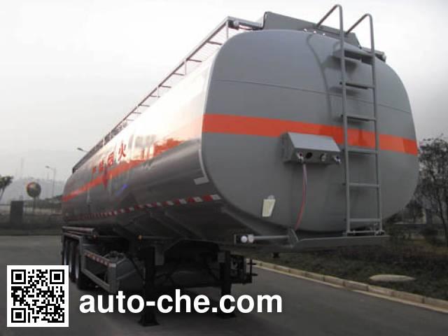 Dongfeng EQ9400GRYT1 flammable liquid tank trailer