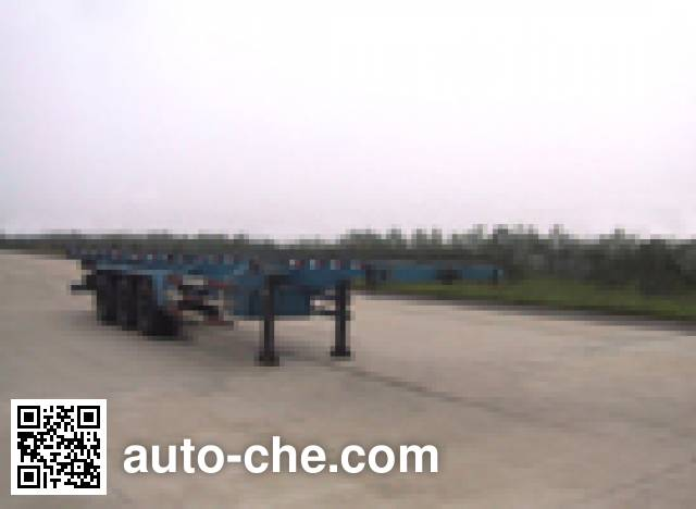 Dongfeng EQ9400TJZ container carrier vehicle