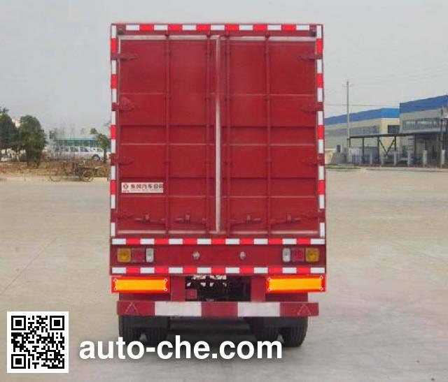 Dongfeng EQ9400XXYL box body van trailer