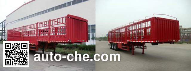 Dongfeng EQ9401CCYL1 stake trailer