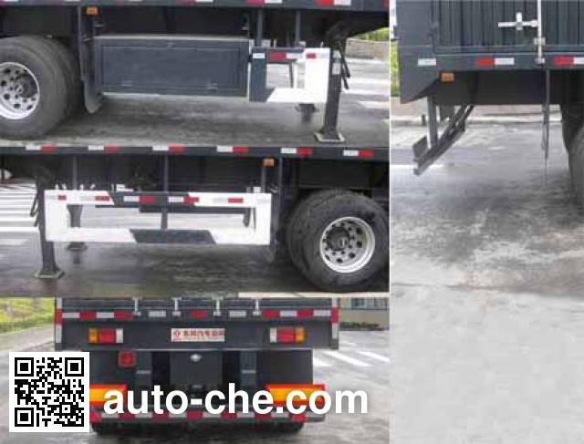 Dongfeng EQ9402XXYZM box body van trailer