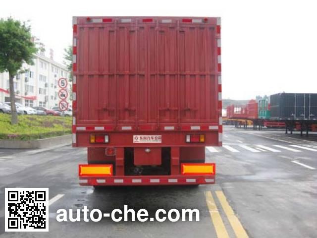 Dongfeng EQ9403XXYZM box body van trailer