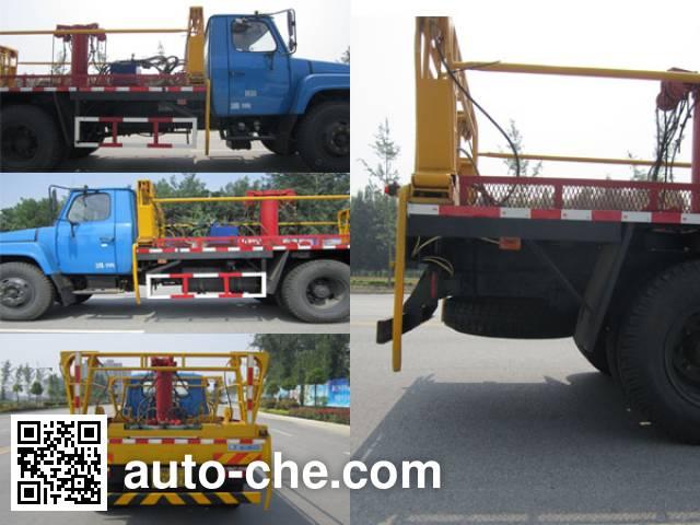 RG-Petro Huashi ES5100TYC pipe transport truck
