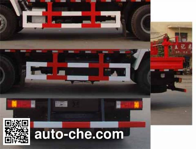 RG-Petro Huashi ES5160TCY well servicing rig (workover unit) truck