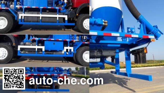 RG-Petro Huashi ES5210TSN cementing truck
