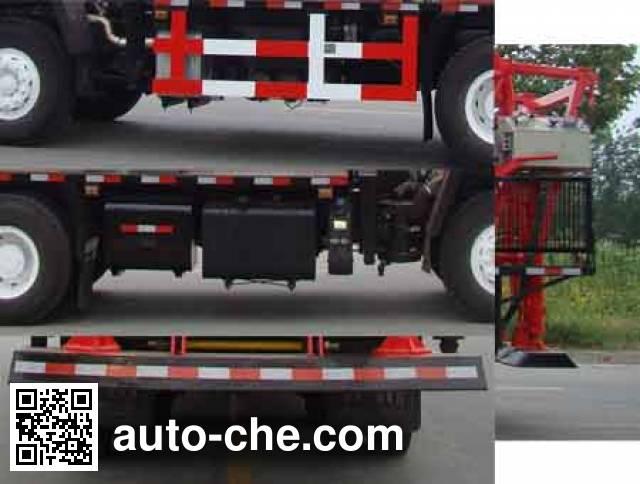 RG-Petro Huashi ES5250TXJB well-workover rig truck