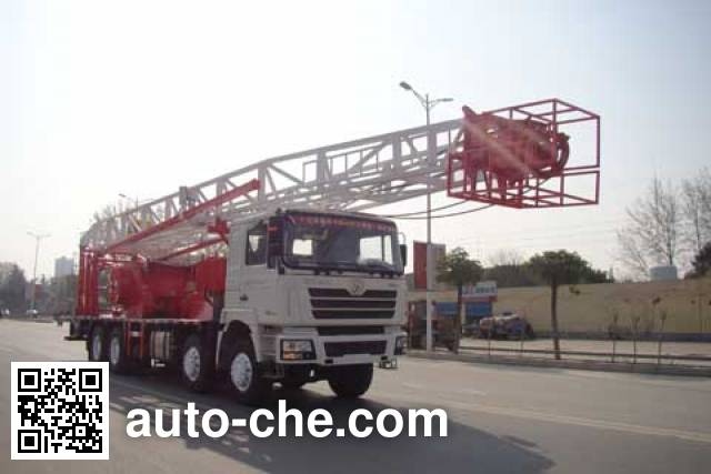 RG-Petro Huashi ES5301TXJB well-workover rig truck