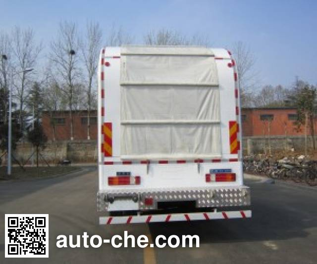 RG-Petro Huashi ES5310TCJ logging truck