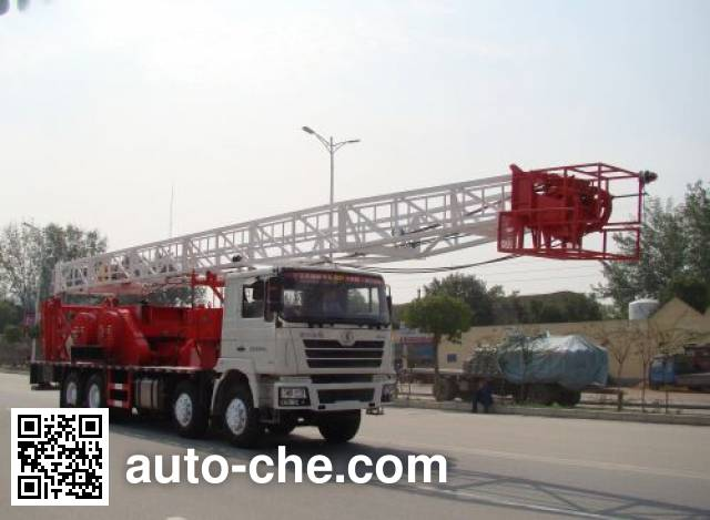 RG-Petro Huashi ES5310TXJB well-workover rig truck