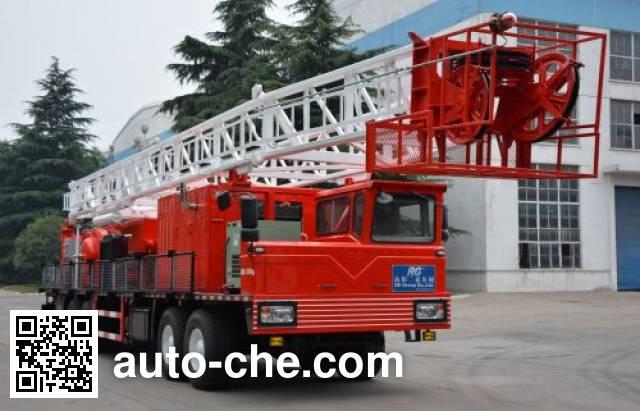 RG-Petro Huashi ES5431TXJ well-workover rig truck