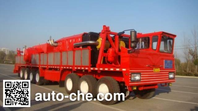 RG-Petro Huashi ES5553TZJ drilling rig vehicle