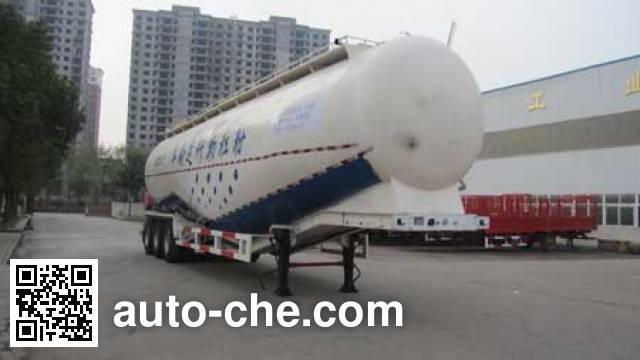 RG-Petro Huashi ES9400GFL low-density bulk powder transport trailer