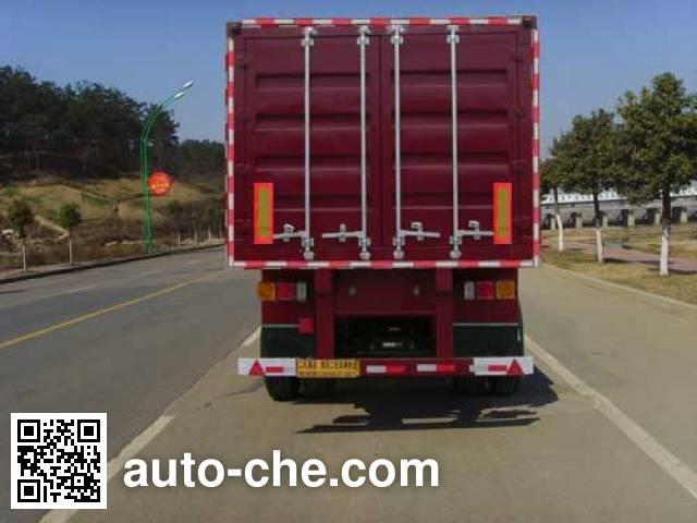 RG-Petro Huashi ES9400XXY box body van trailer