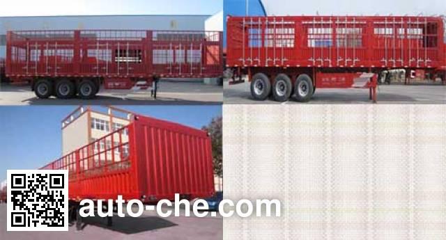 RG-Petro Huashi ES9401CCY stake trailer